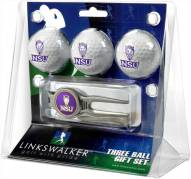 Northwestern State Demons Golf Ball Gift Pack with Kool Tool