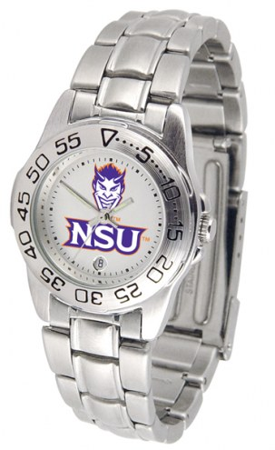 Northwestern State Demons Sport Steel Women's Watch