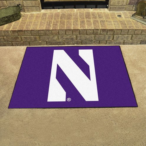 Northwestern Wildcats All-Star Mat