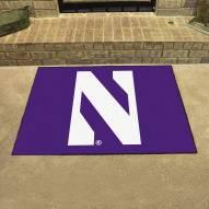 Northwestern Wildcats All-Star Mat