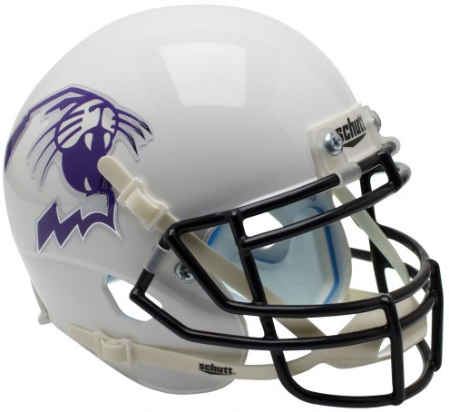 Northwestern Wildcats Alternate 5 Schutt XP Collectible Full Size Football Helmet