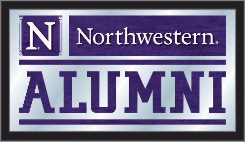 Northwestern Wildcats Alumni Mirror