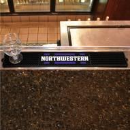 Northwestern Wildcats Bar Mat