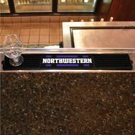 Northwestern Wildcats Bar Mat