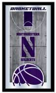 Northwestern Wildcats Basketball Mirror