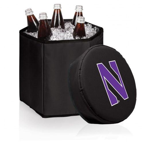 Northwestern Wildcats Bongo Cooler