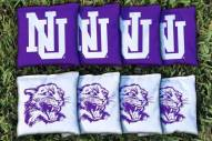 Northwestern Wildcats College Vault Cornhole Bag Set