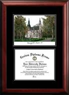 Northwestern Wildcats Diplomate Diploma Frame