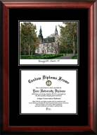 Northwestern Wildcats Diplomate Diploma Frame
