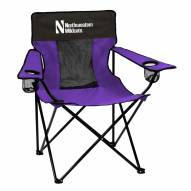 Northwestern Wildcats Elite Tailgating Chair