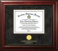 Northwestern Wildcats Executive Diploma Frame