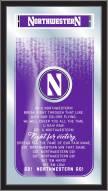Northwestern Wildcats Fight Song Mirror