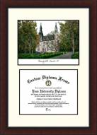 Northwestern Wildcats Legacy Scholar Diploma Frame