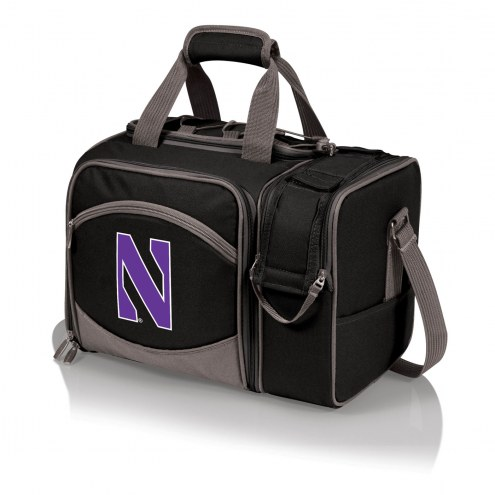 Northwestern Wildcats Malibu Picnic Pack