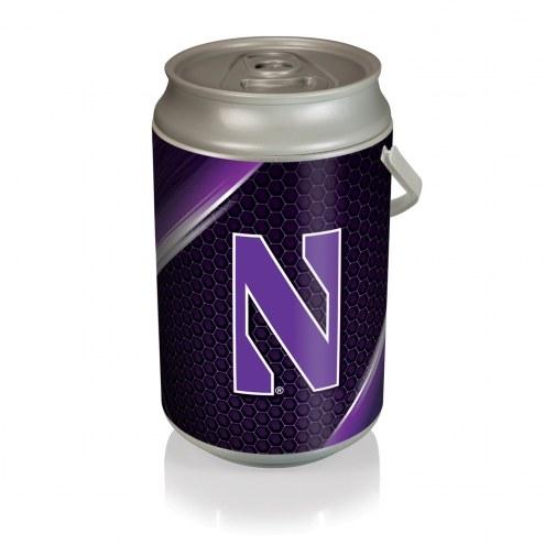 Northwestern Wildcats Mega Can Cooler