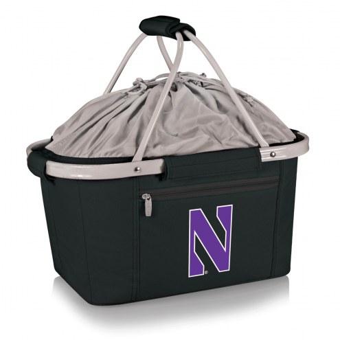Northwestern Wildcats Metro Picnic Basket