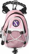 Northwestern Wildcats Pink Mini Day Pack