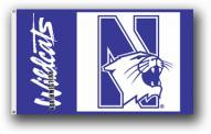 Northwestern Wildcats Premium 3' x 5' Flag