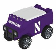 Northwestern Wildcats Remote Control Rover Cooler