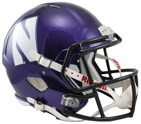 Northwestern Wildcats Riddell Speed Collectible Football Helmet