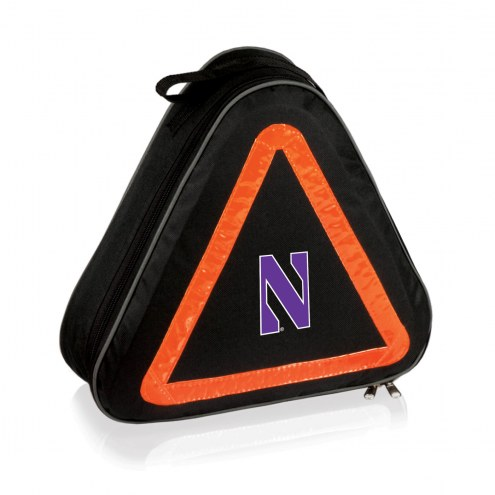 Northwestern Wildcats Roadside Emergency Kit