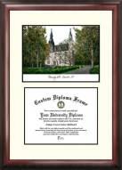 Northwestern Wildcats Scholar Diploma Frame