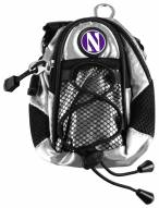 Northwestern Wildcats Silver Mini Day Pack