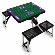 Northwestern Wildcats Sports Folding Picnic Table