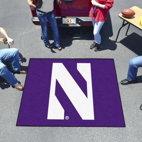 Northwestern Wildcats Tailgate Mat