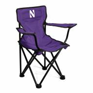 Northwestern Wildcats Toddler Folding Chair