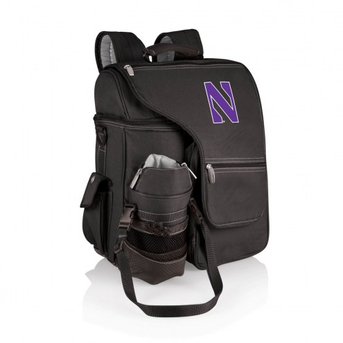 Northwestern Wildcats Turismo Insulated Backpack