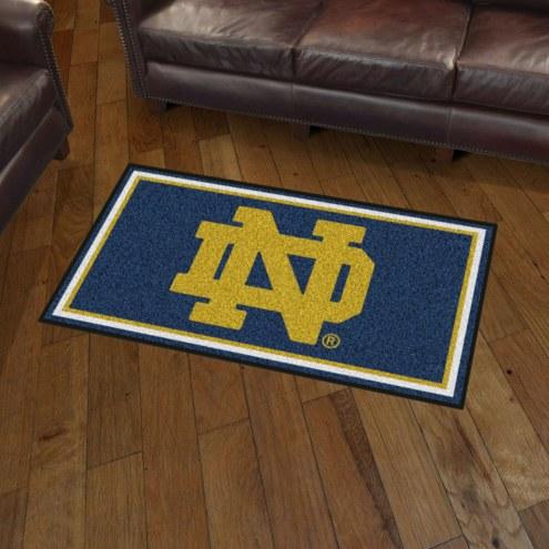 Notre Dame Fighting Irish 3' x 5' Area Rug