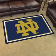 Notre Dame Fighting Irish 4' x 6' Area Rug