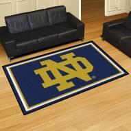 Notre Dame Fighting Irish 5' x 8' Area Rug
