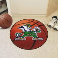 Notre Dame Fighting Irish Basketball Mat