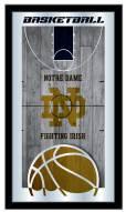 Notre Dame Fighting Irish Basketball Mirror