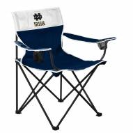 Notre Dame Fighting Irish Big Boy Folding Chair