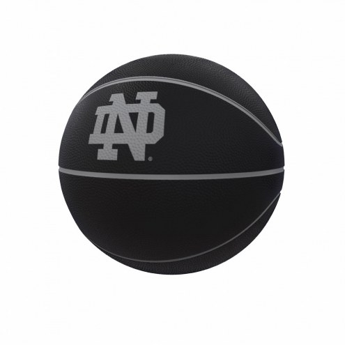 Notre Dame Fighting Irish Blackout Full-Size Composite Basketball