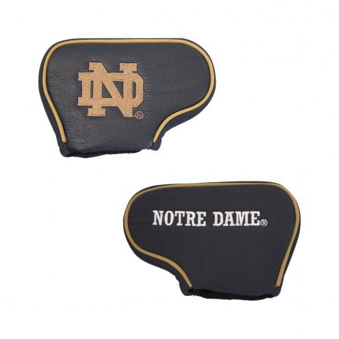 Notre Dame Fighting Irish Blade Putter Headcover