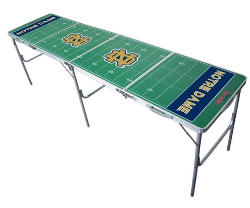 Notre Dame Fighting Irish College Tailgate Table