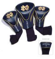 Notre Dame Fighting Irish Golf Headcovers - 3 Pack