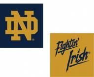 Notre Dame Fighting Irish Invert Woven Pillow