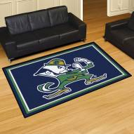 Notre Dame Fighting Irish Leprechaun 5' x 8' Area Rug