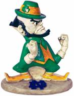 "Notre Dame Fighting Irish ""Leprechaun"" Stone College Mascot"