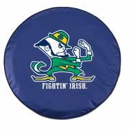 Notre Dame Fighting Irish Tire Cover