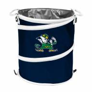 Notre Dame Fighting Irish Collapsible Laundry Hamper