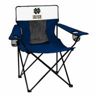 Notre Dame Fighting Irish Elite Tailgating Chair