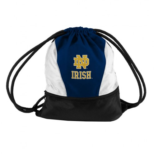 Notre Dame Fighting Irish Sprint Drawstring Bag