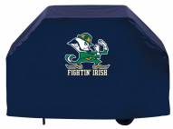 Notre Dame Fighting Irish NCAA Logo Grill Cover