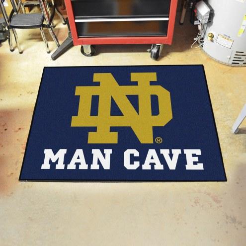 Notre Dame Fighting Irish Man Cave All-Star Rug